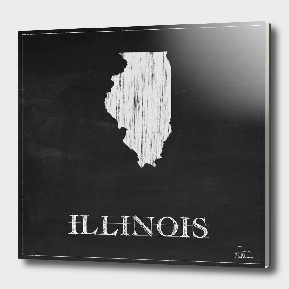 Illinois - Chalk