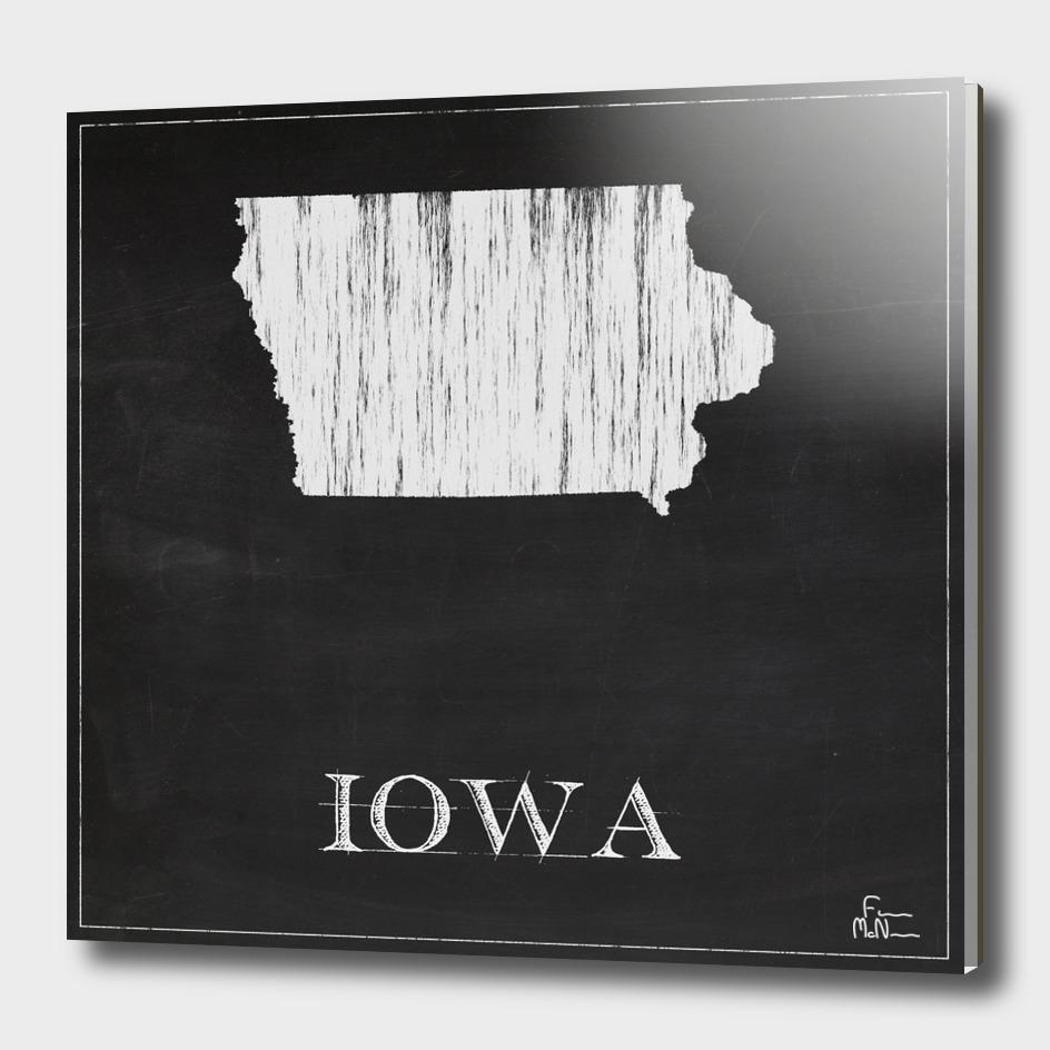Iowa - Chalk