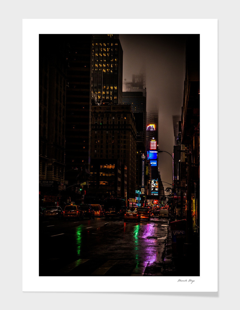 Dark City of NY