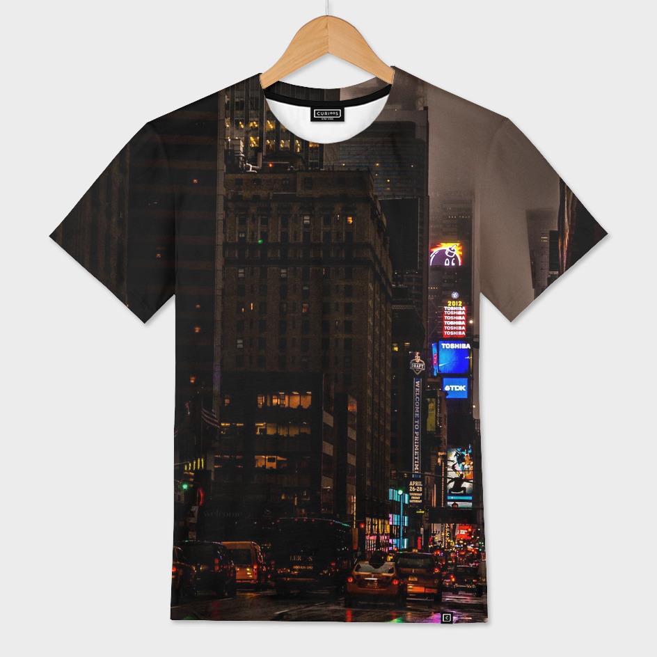Dark City of NY
