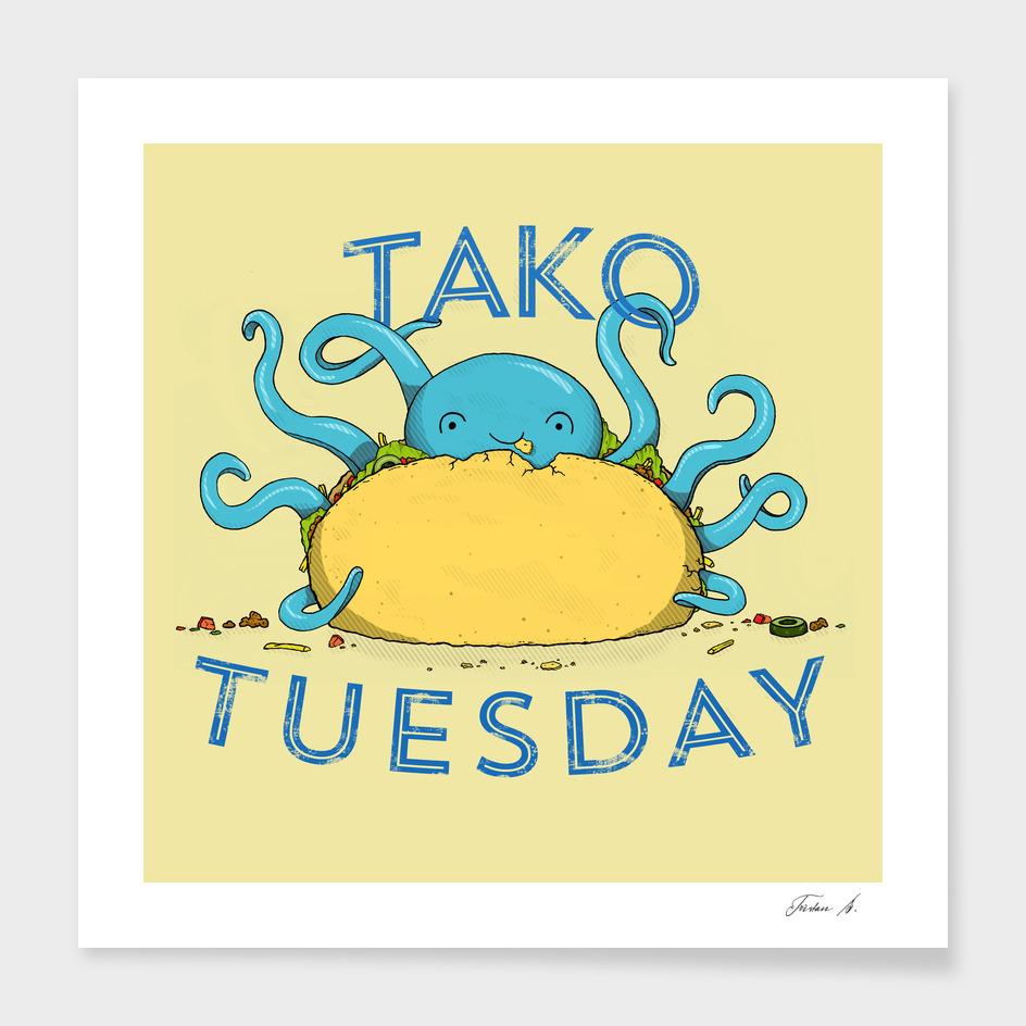 Tako Tuesdays