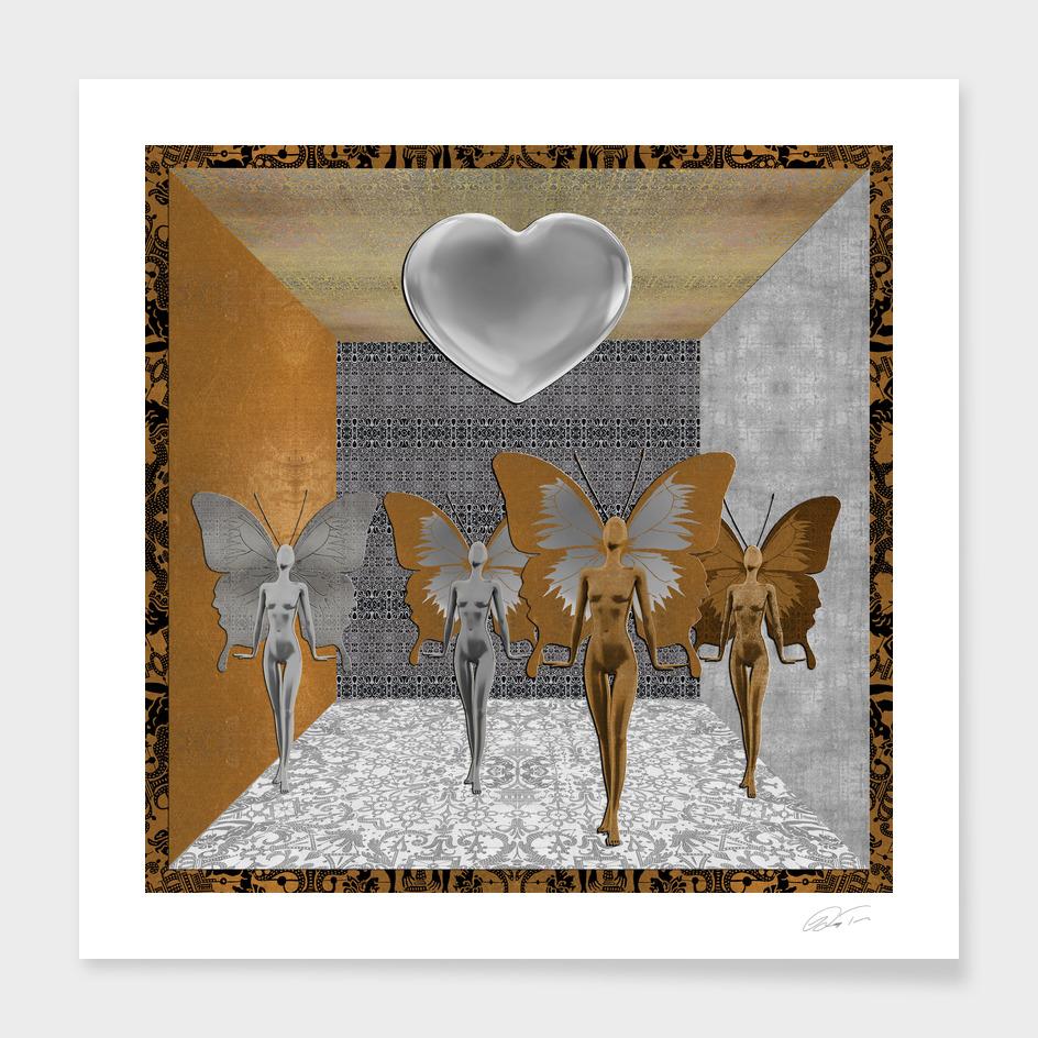Fairies Worshipping Love