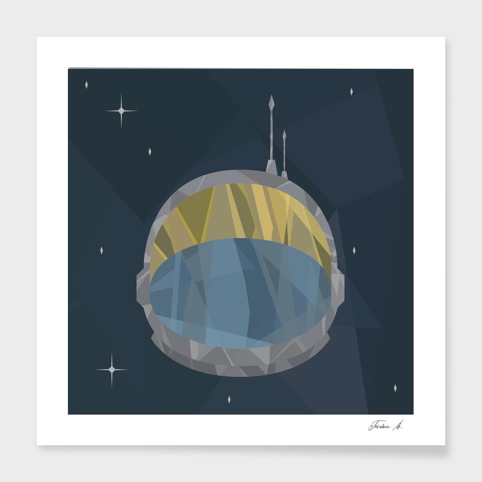 Geo Astronaut