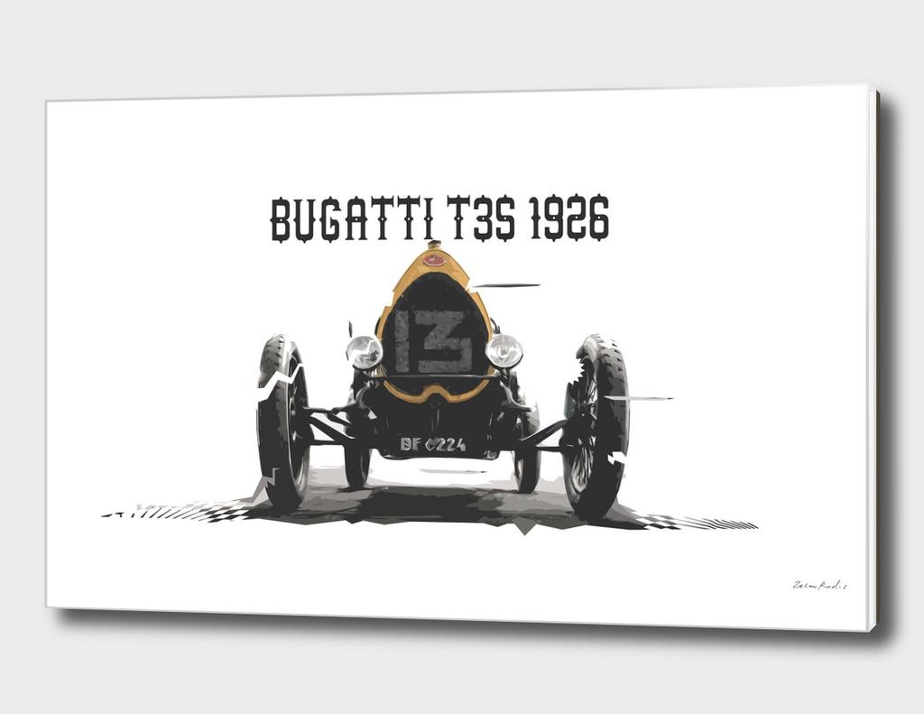 Bugatti 13