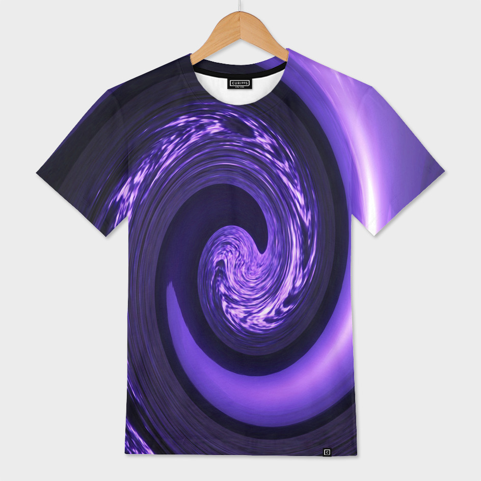 Spiral Vortex Purple G200