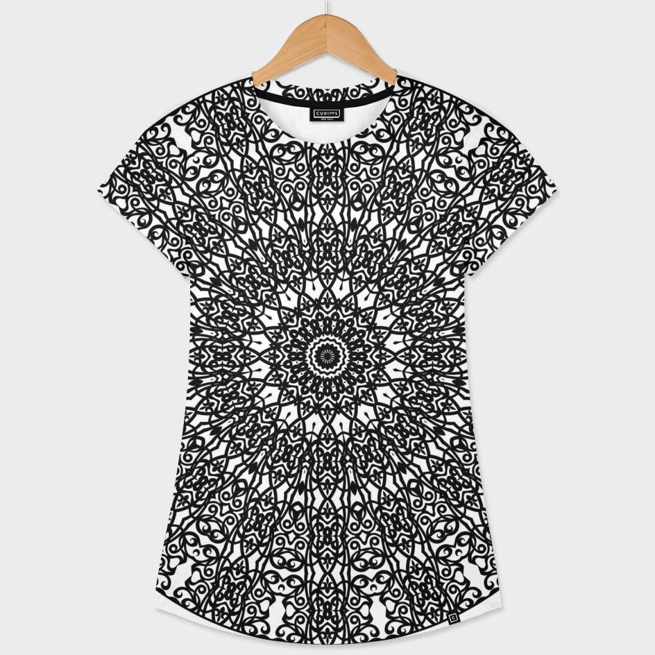 Mandala Embroidery Style C11