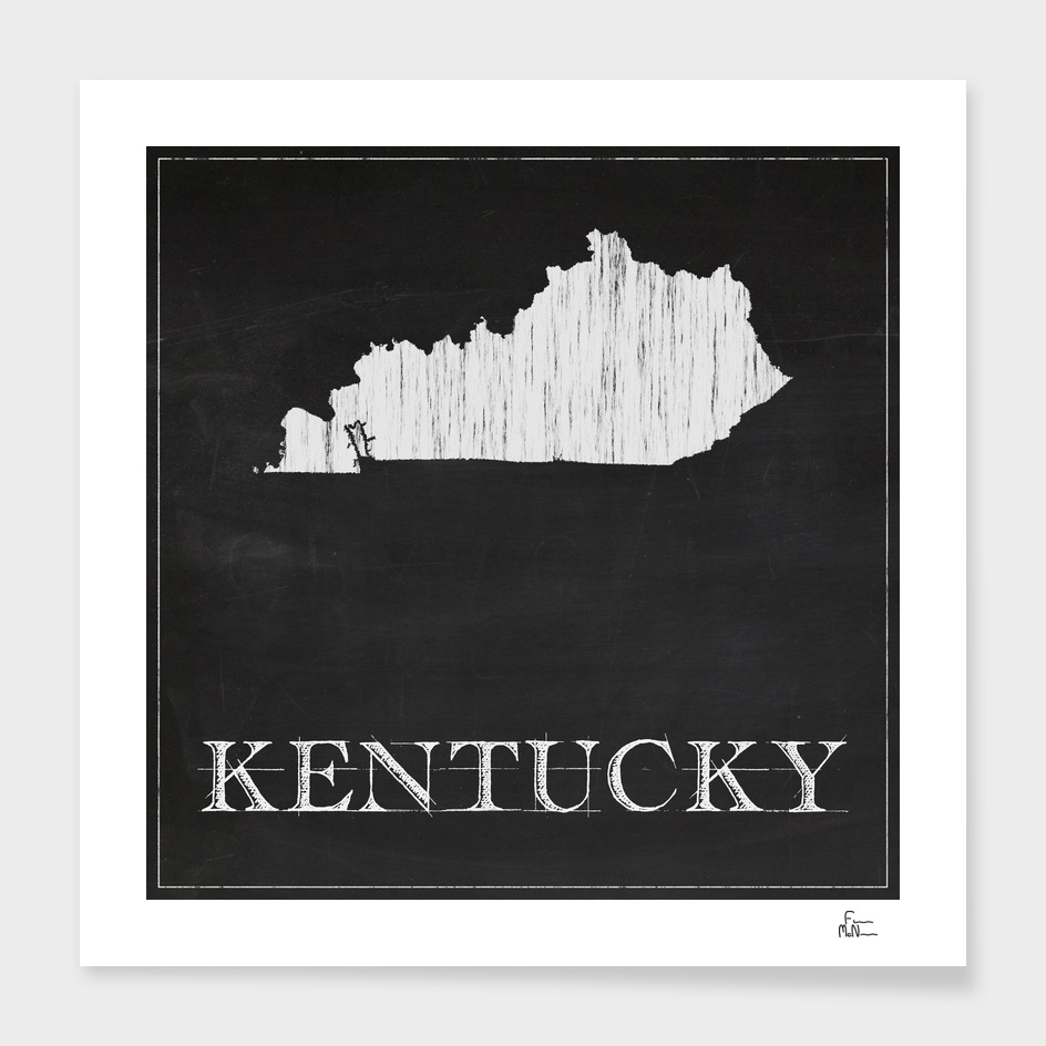 Kentucky - Chalk