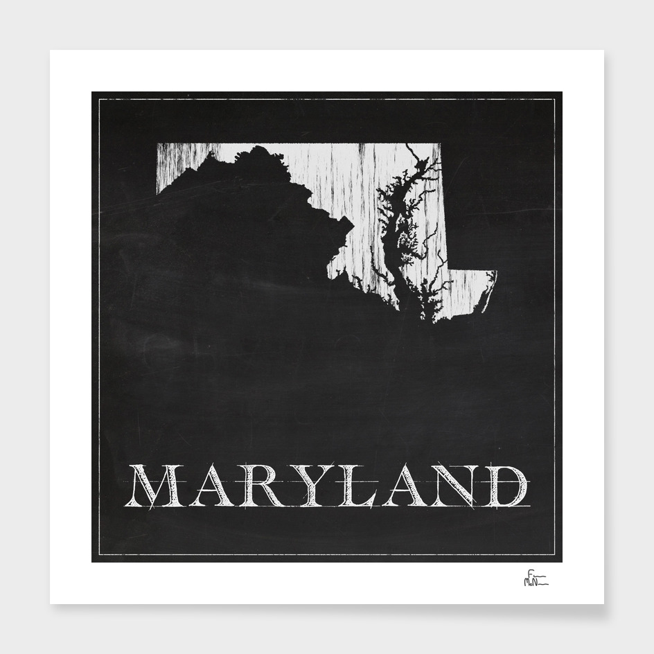 Maryland - Chalk