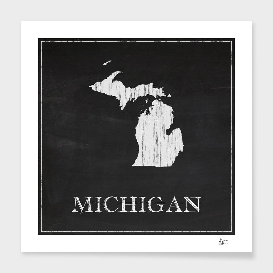 Michigan - Chalk