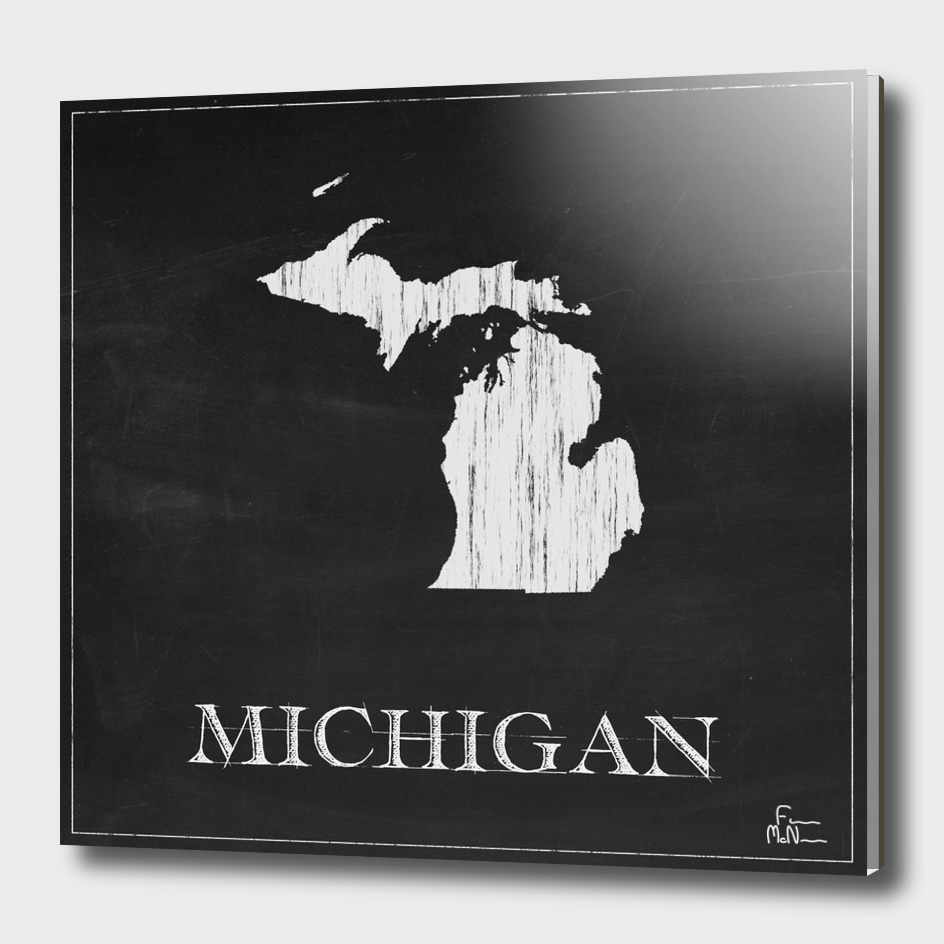 Michigan - Chalk