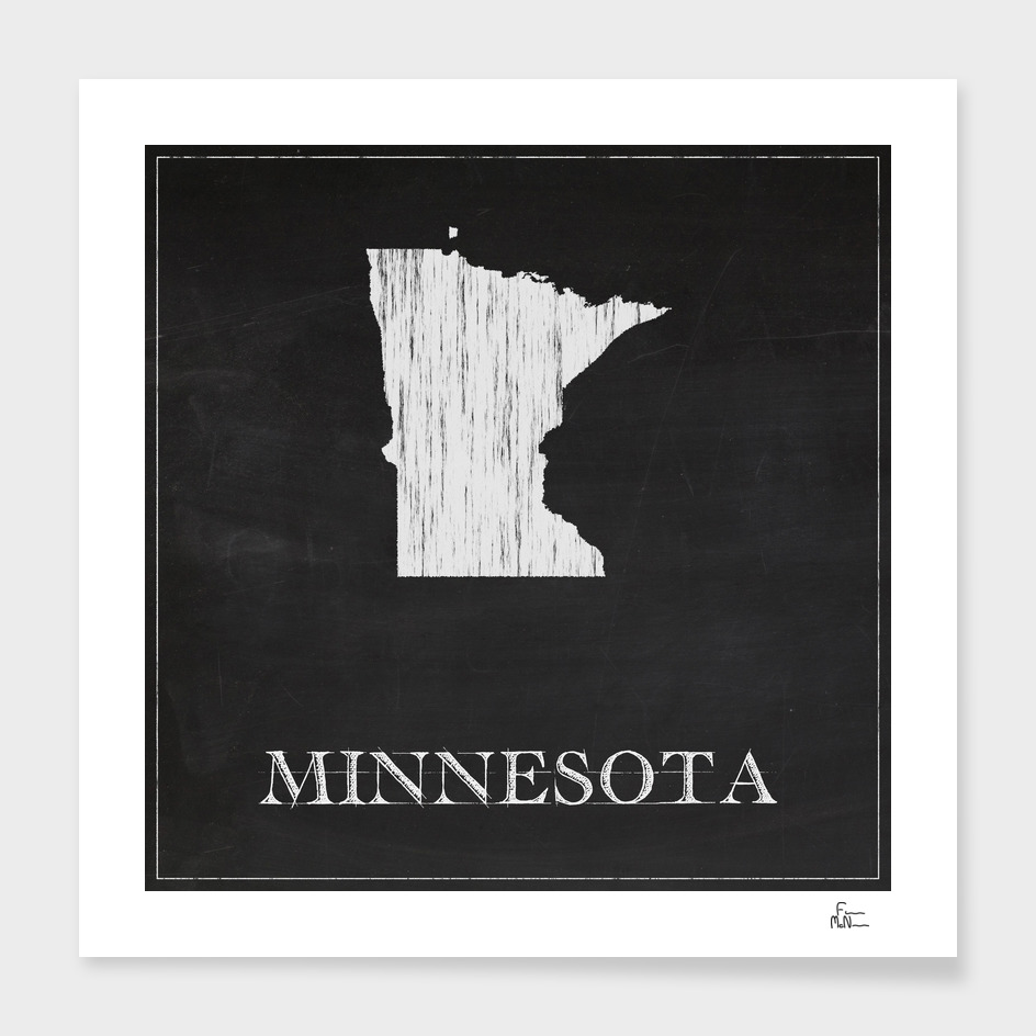 Minnesota - Chalk