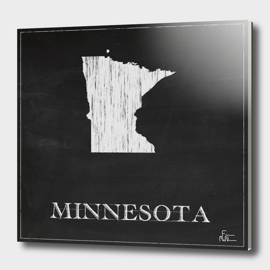 Minnesota - Chalk