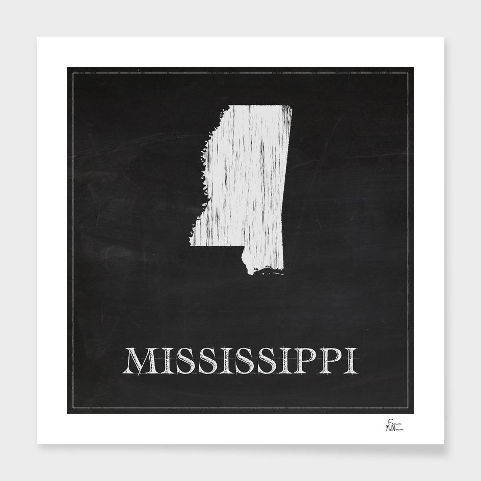 Mississippi - Chalk
