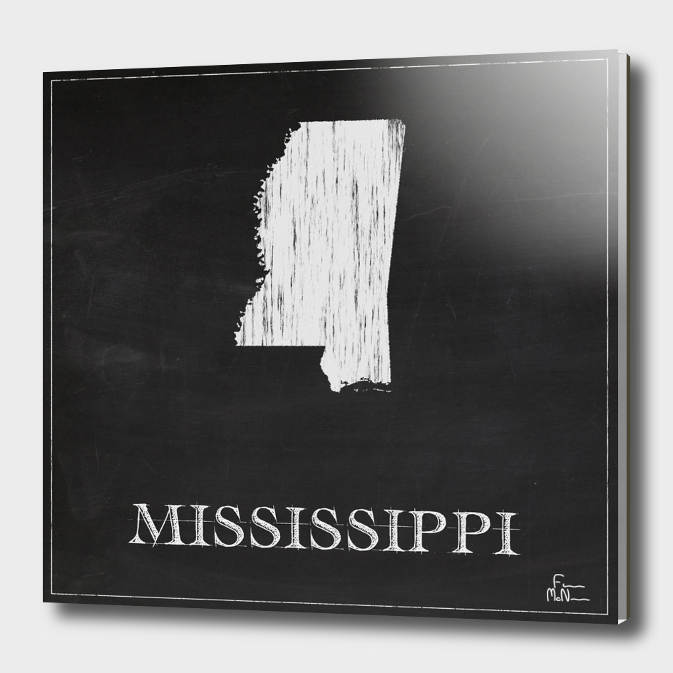 Mississippi - Chalk