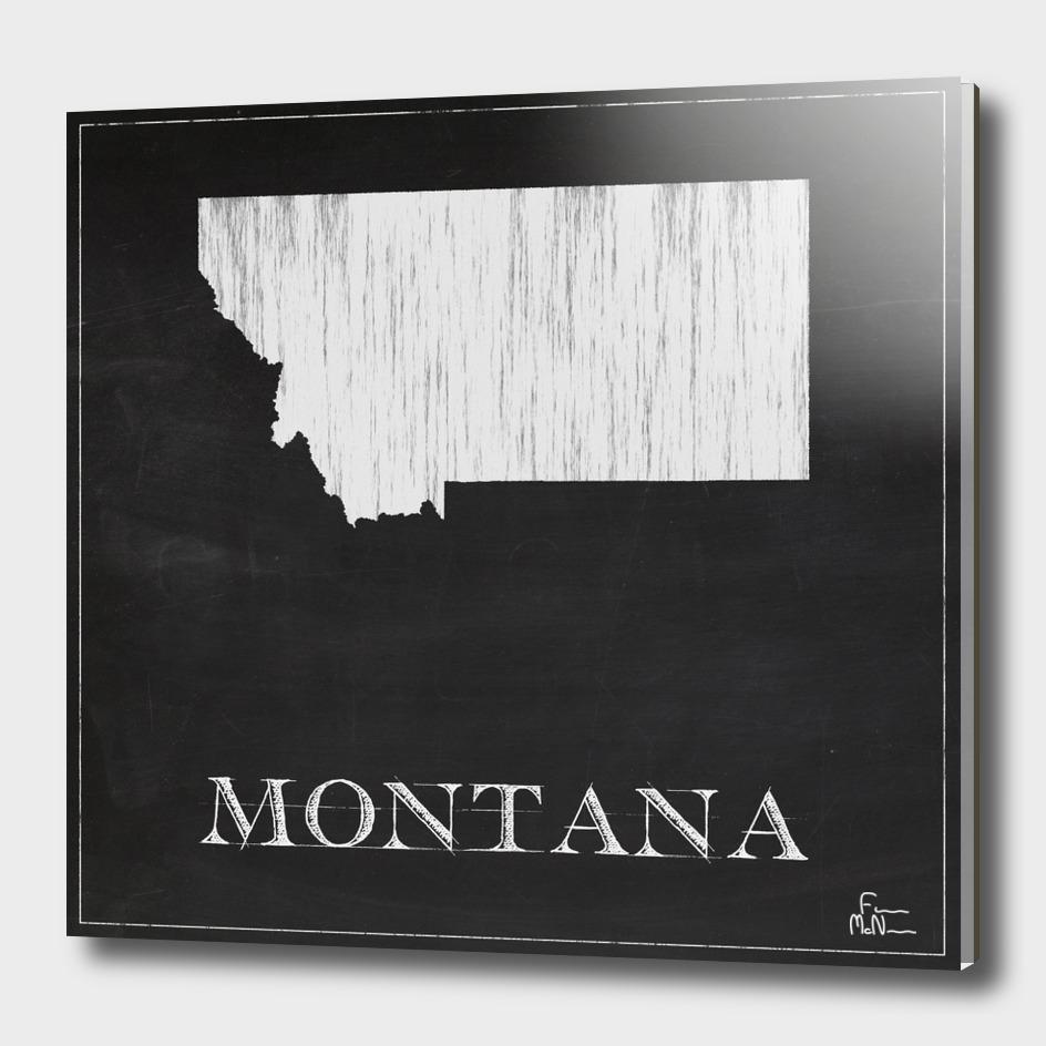 Montana - Chalk