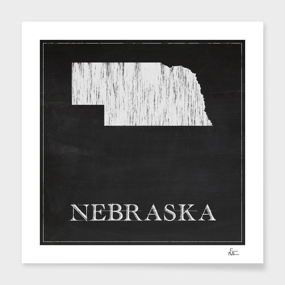 Nebraska - Chalk