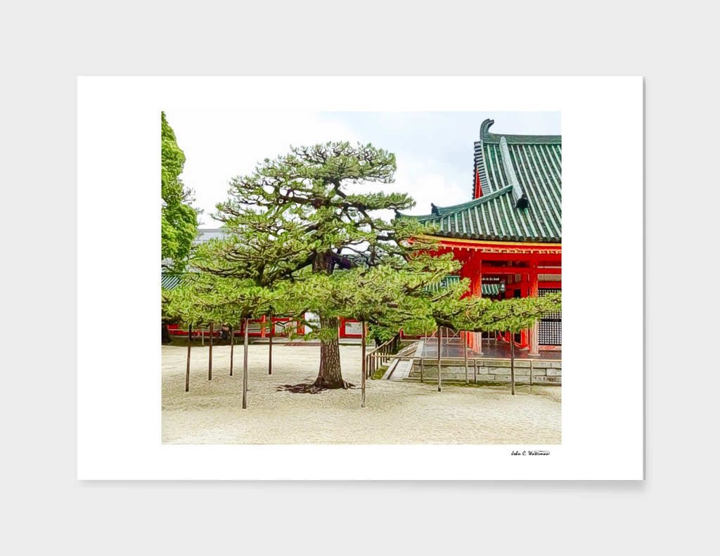 Heian Shinto Shrine