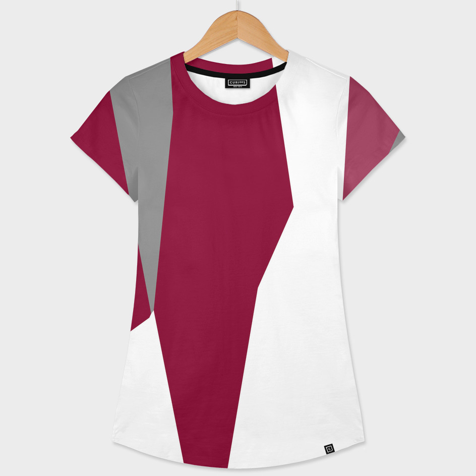 Gray white and red wine 2