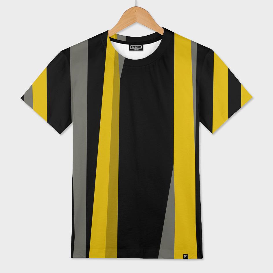 yellow black and gray