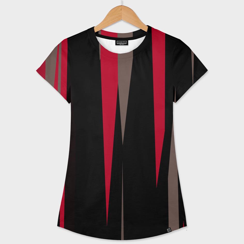 Crimson and Black Velvet
