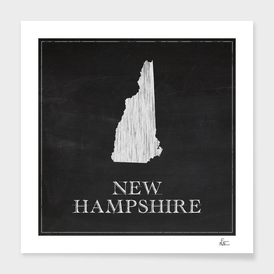 New Hampshire - Chalk
