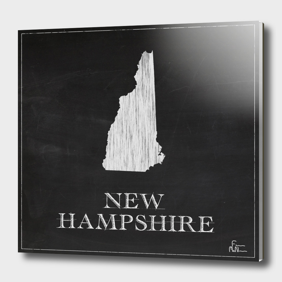 New Hampshire - Chalk