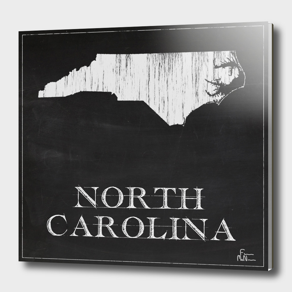 North Carolina - Chalk