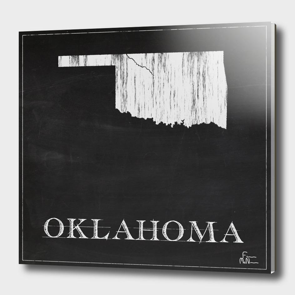 Oklahoma - Chalk
