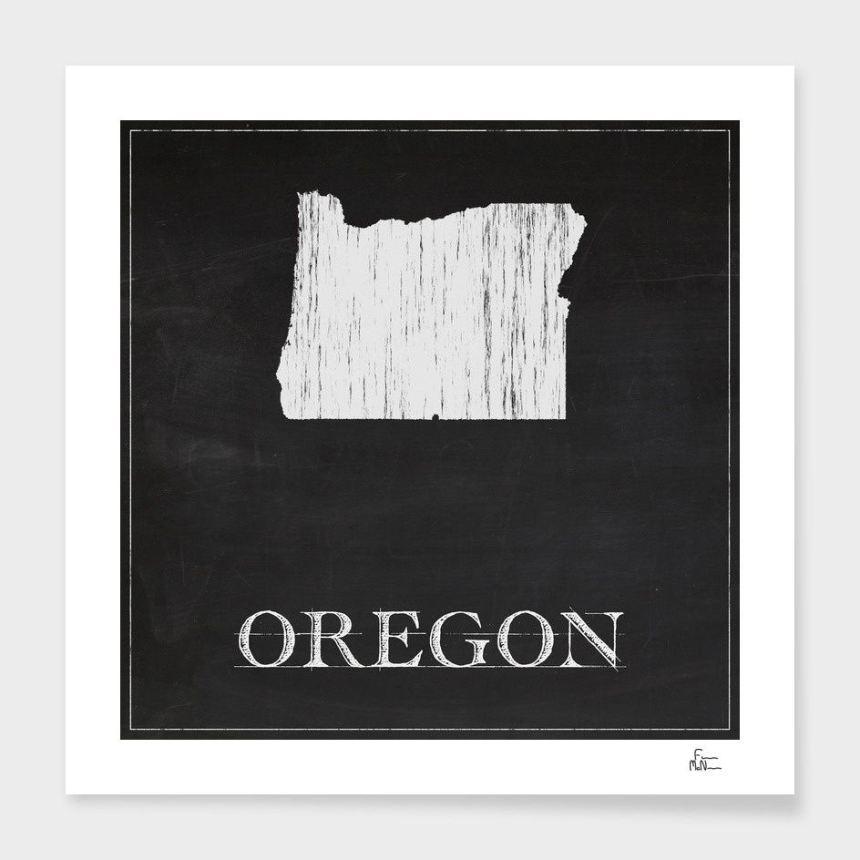 Oregon - Chalk