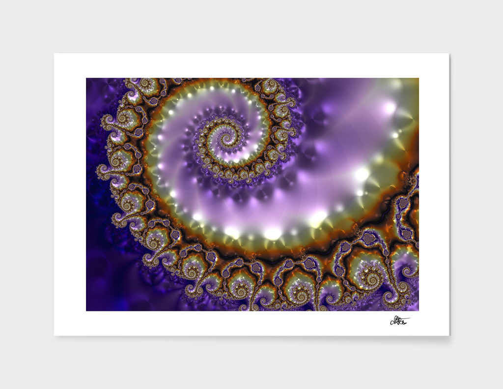 Spiraling Dream
