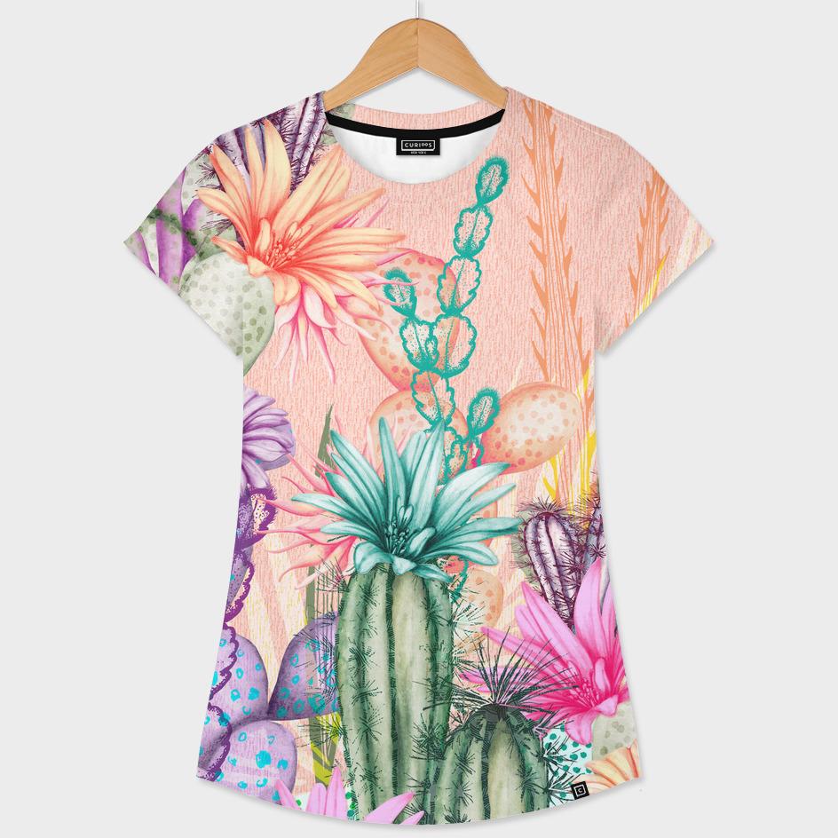 Cactus pastels