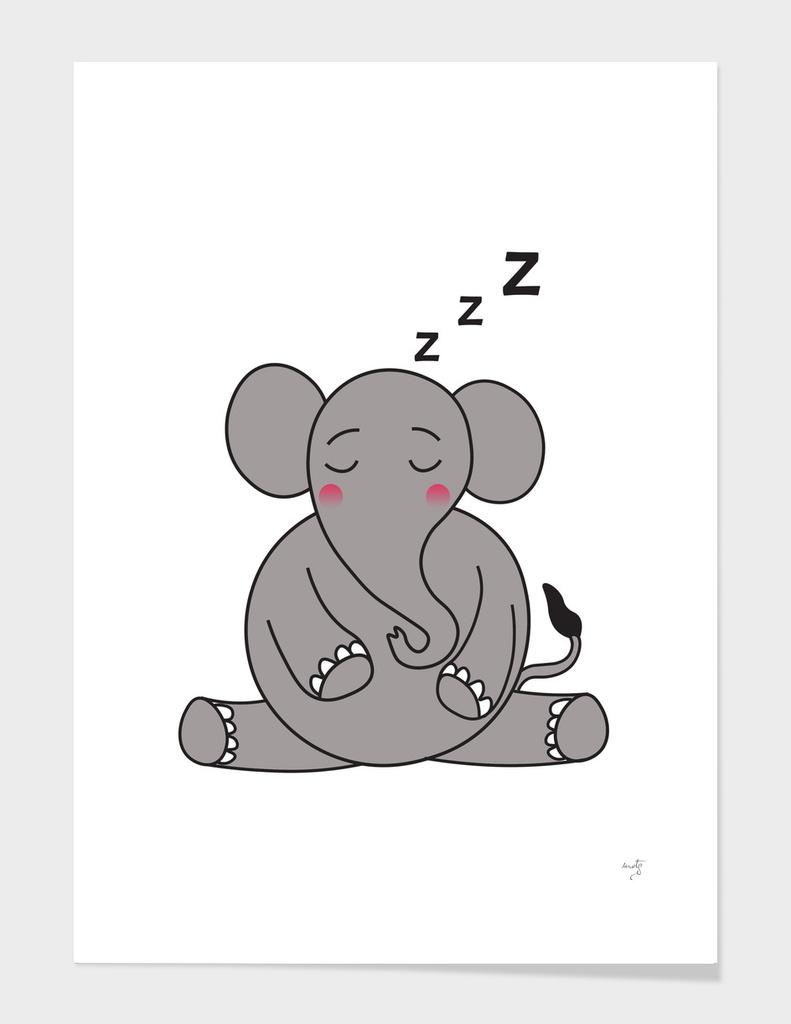 Sleepy Jumbo