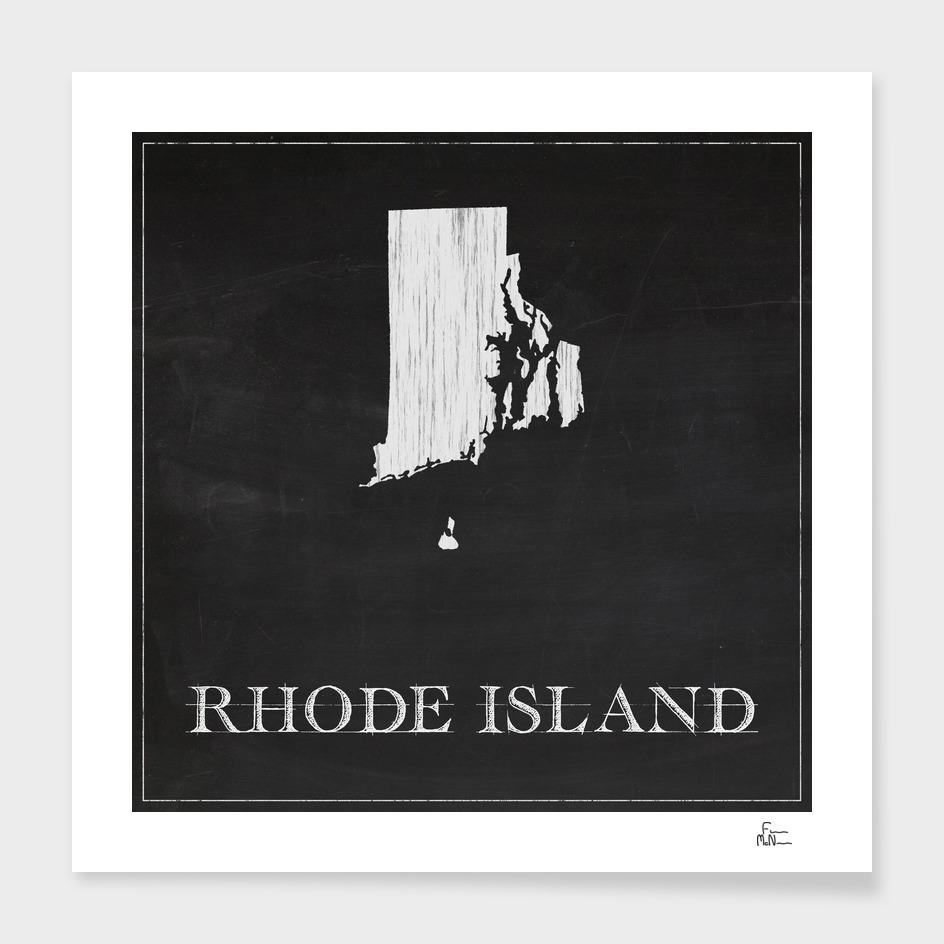 Rhode Island - Chalk