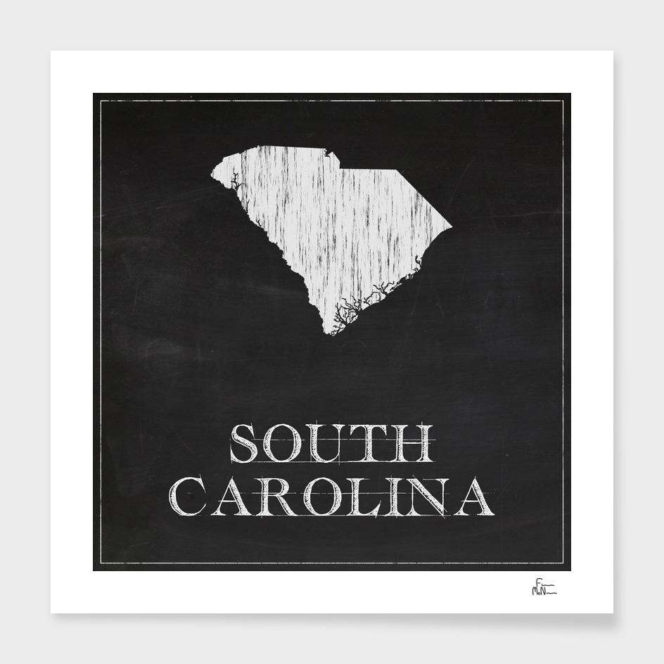 South Carolina - Chalk