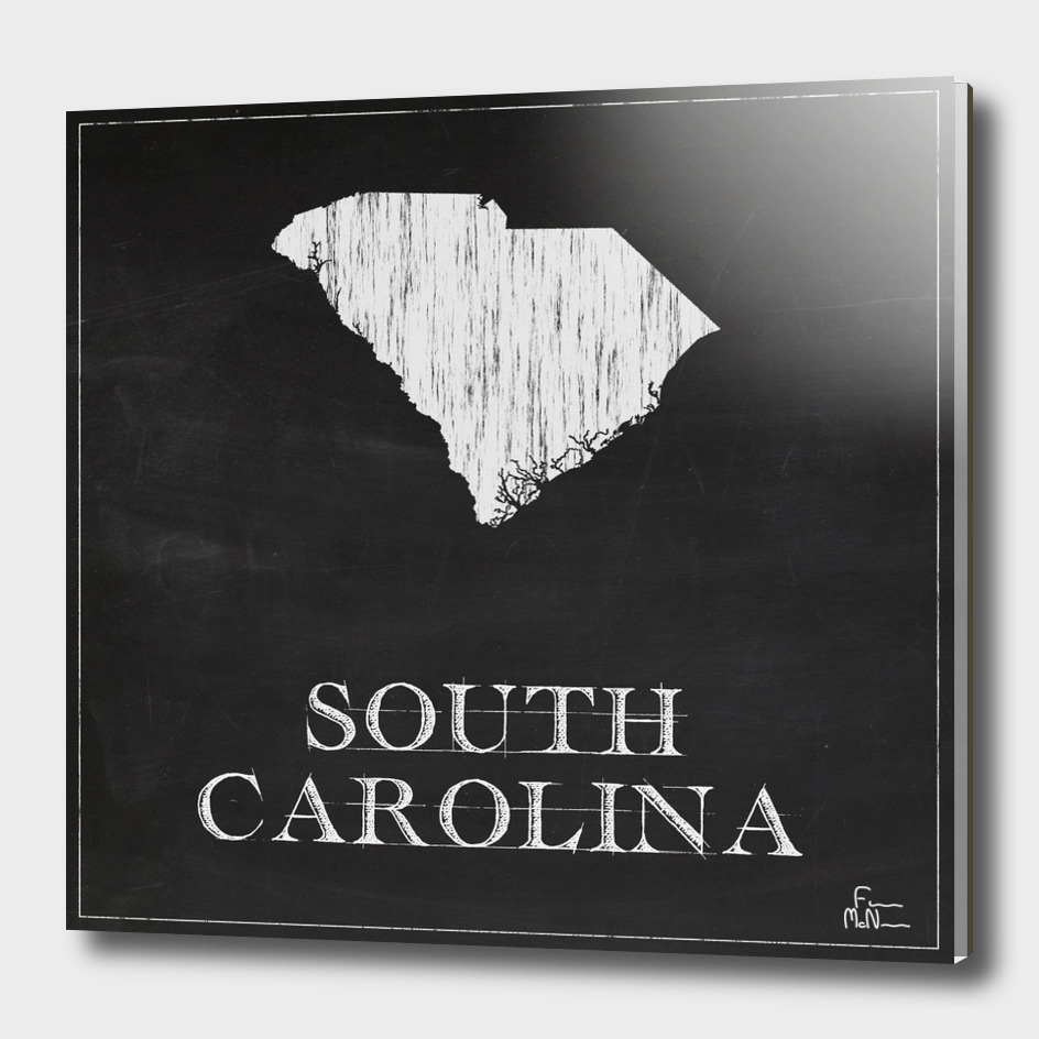 South Carolina - Chalk