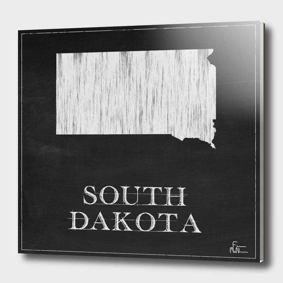 South Dakota - Chalk