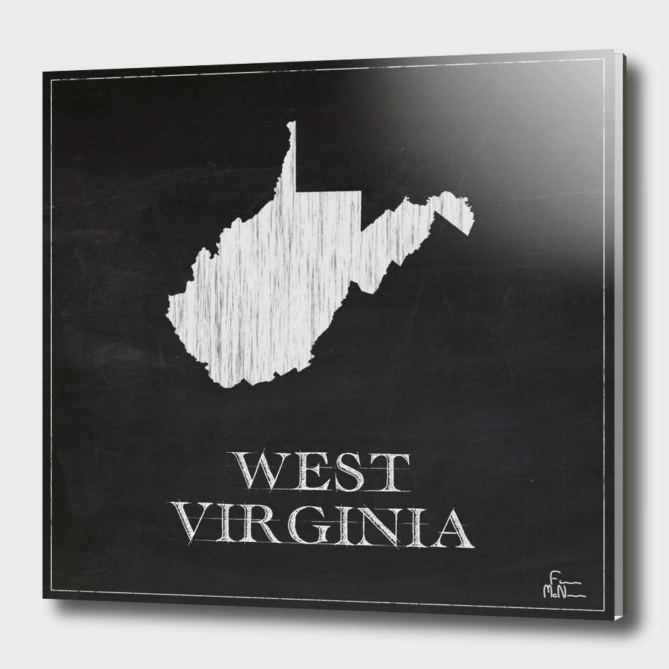 West Virginia - Chalk
