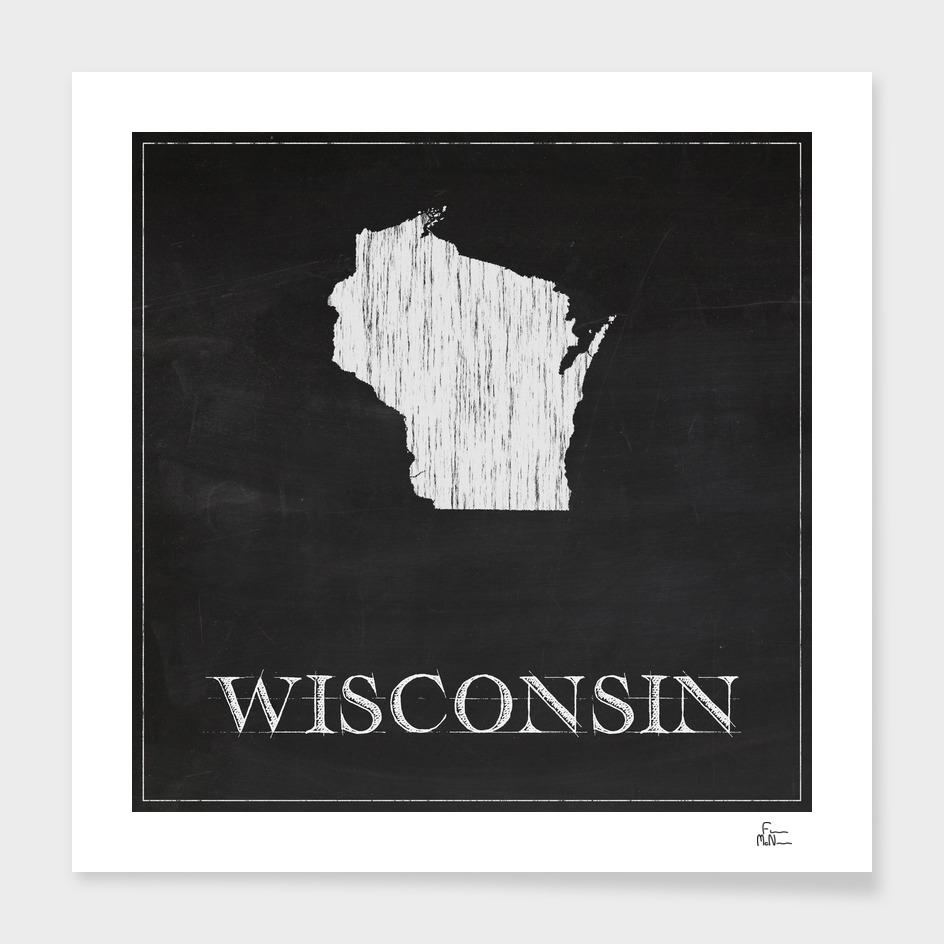 Wisconsin - Chalk