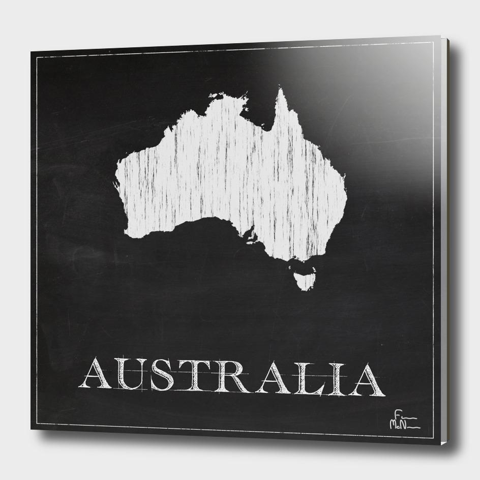 Australia - Chalk