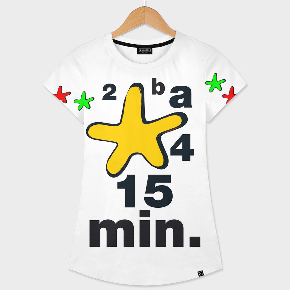 b a Star 4 15 Min. - yellow