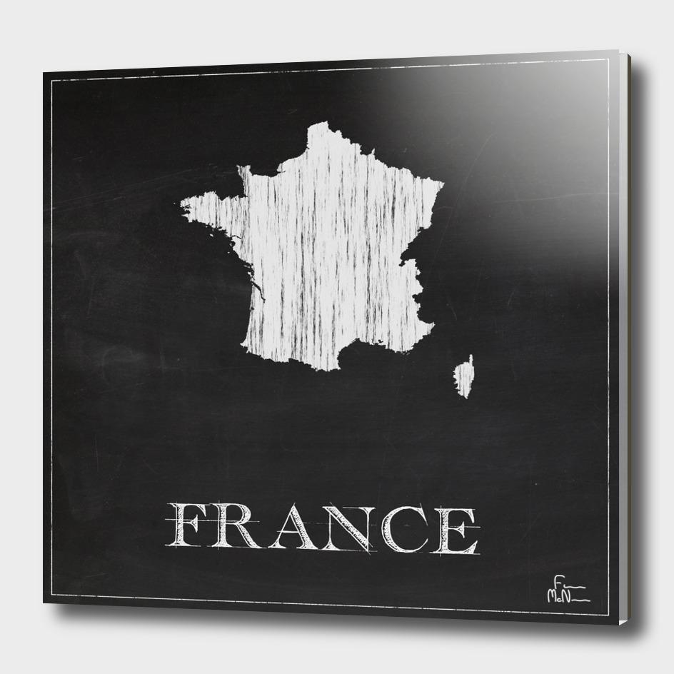 France - Chalk