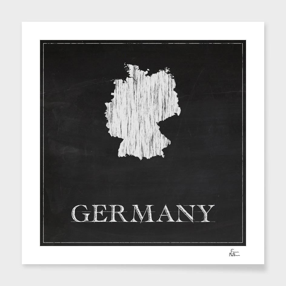Germany - Chalk