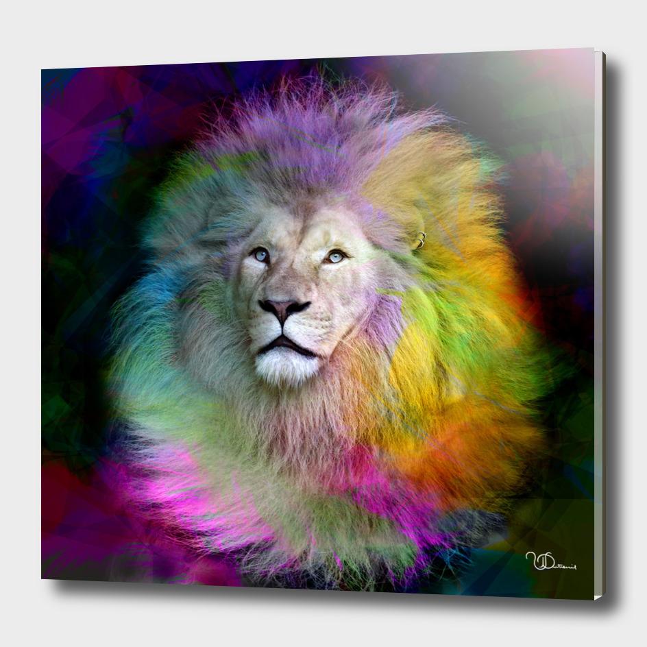 Rainbow Lion