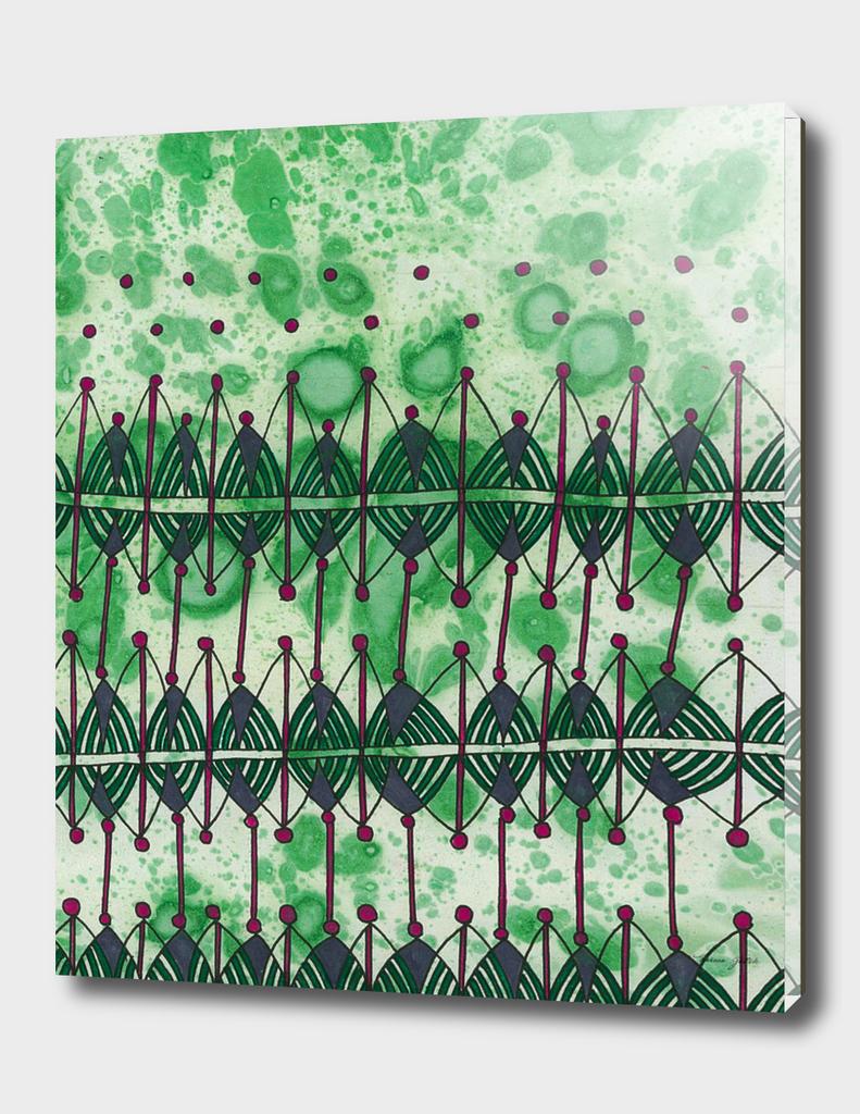 green praetorium
