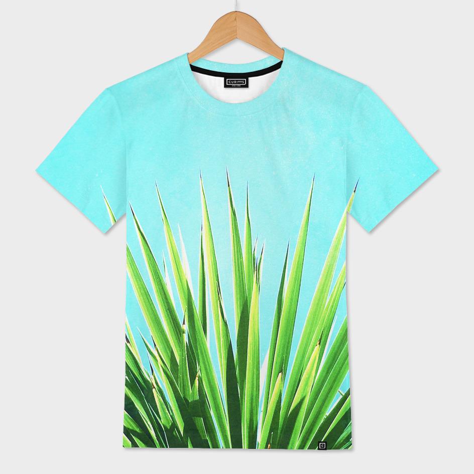 Solar Yucca Palm