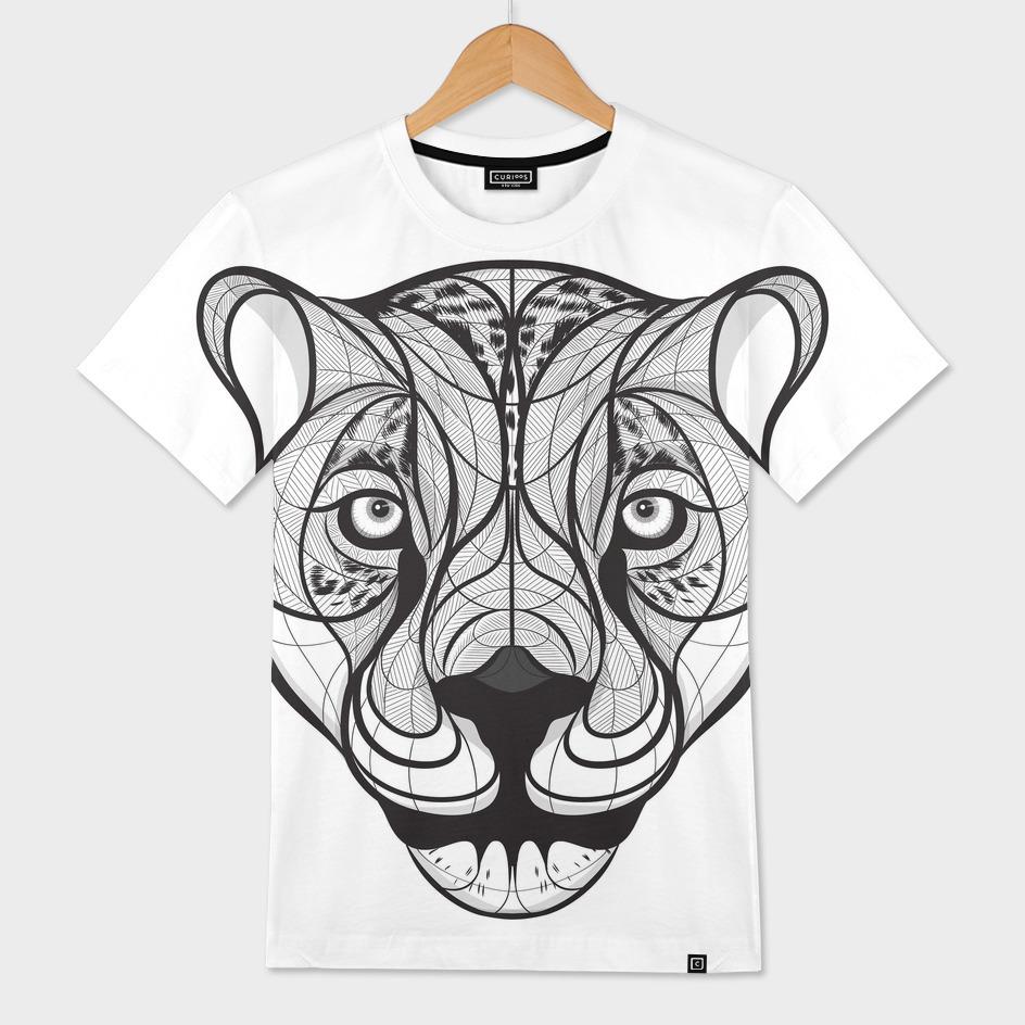 Black and White Jaguar