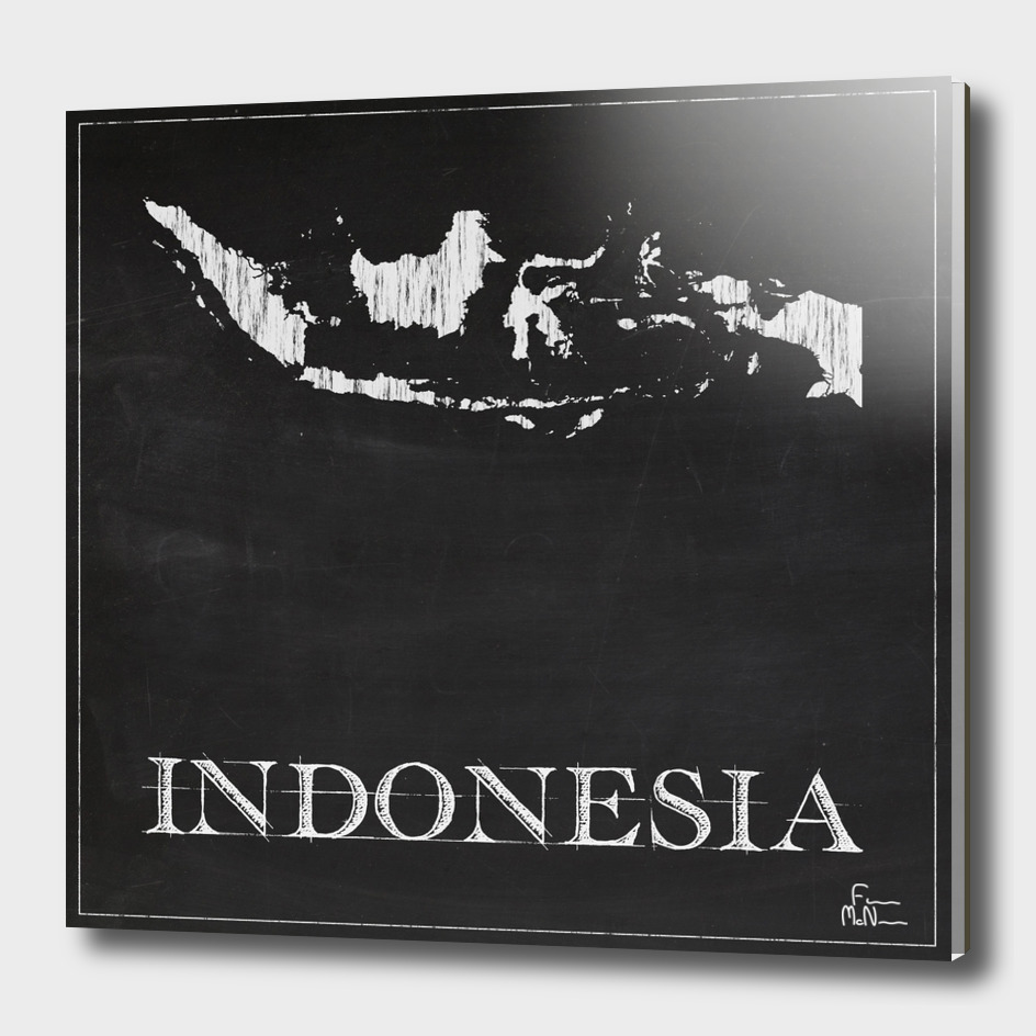 Indonesia - Chalk