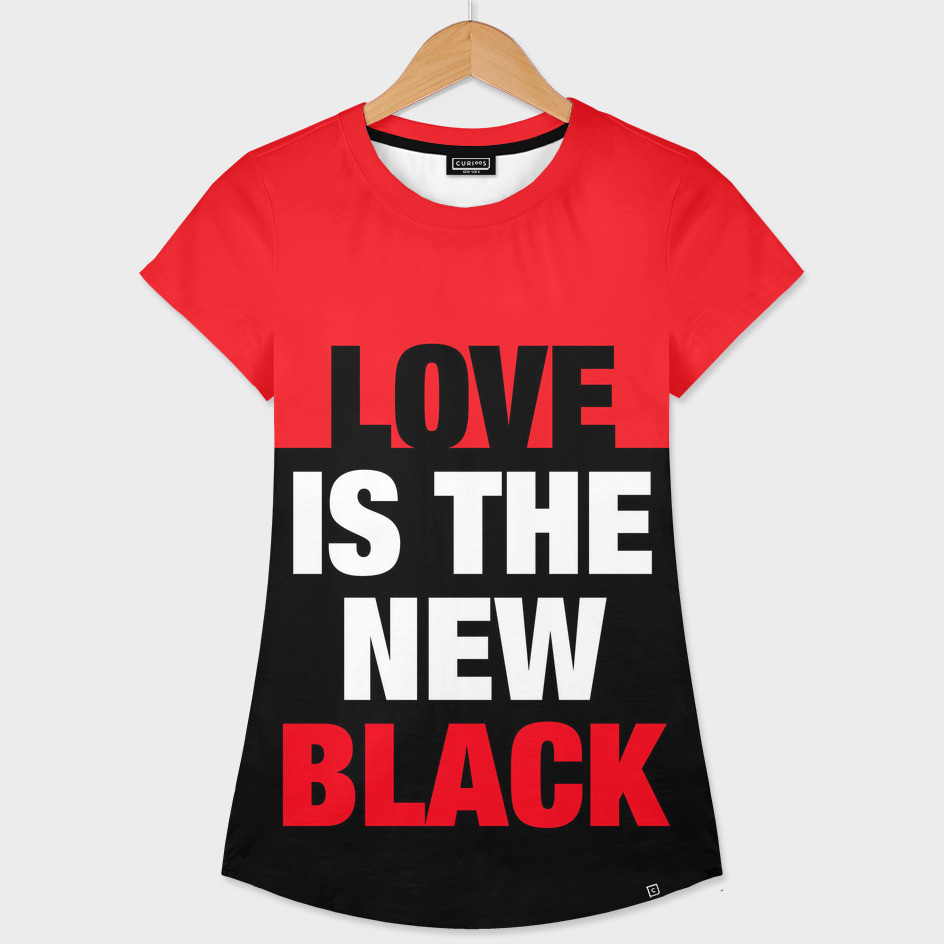 Love is the new Black - #1