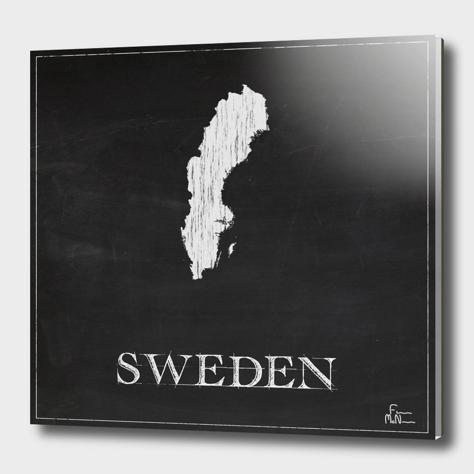 Sweden - Chalk