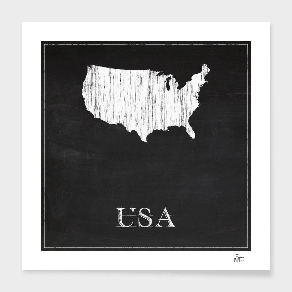 USA - Chalk